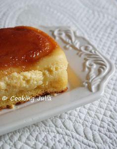 COOKING JULIA: CAKE AU FLAN