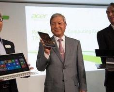 Noua linie de produse Acer a fost prezentata la New York