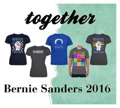 Election 2016 16 Flag Bernie Sanders Navy Adult Tank Top