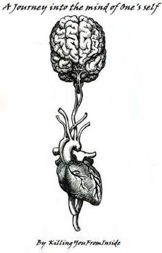 Medical Tattoo Eyes New Ideas Medical Tattoo Eyes New IdeasYou can find Medical tattoo and more on our website.Medical Tattoo Eyes New Ideas Medical Tattoo Eyes New Ideas Brain Drawing, Brain Art, Brain And Heart, Heart Vs Mind, Bristol Board, Anatomy Art, Heart Anatomy, Heart Art, Art Plastique