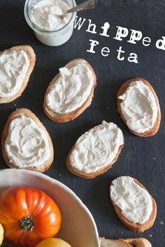 Whipped Feta - What's Gaby Cooking