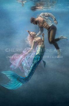 Underwater photography prints, wall art and mermaid gifts Mermaid Artwork, Mermaid Drawings, Mermaid Pictures, Mermaid Tattoos, Mermaid Paintings, Fantasy Mermaids, Real Mermaids, Mermaids And Mermen, Foto Portrait