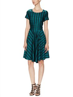 Print Fit and Flare Dress from Decorative Accessories: Up to 80% Off on Gilt