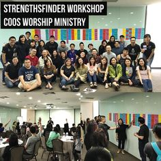 Ran a #StrengthsFinder (#CliftonStrengths) #Workshop for my own church worship ministry - Church of Our Saviour Singapore! This StrengthsFinder Team Building workshop was part of a retreat program and Im thankful for the privilege to be invited to facilitate the learning for a group of super talented and creative musicians and singers. Felt so at ease running the workshop for the group and it was extremely joyful! The time spent with this group also reminded me of the great memories I had…
