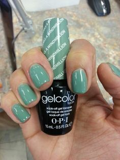 Opi gel nails. Thanks A Windmillion is the color