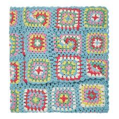 New In | Crochet Blanket | CathKidston