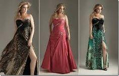 Resultado de imagen para vestidos de fiesta largos