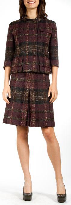 AKRIS PUNTO DRESS @SHOP-HERS