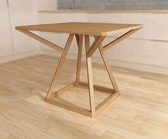 Y4 table on Behance