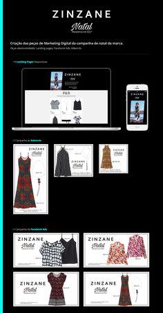 Criação das peças de Marketing Digital da Campanha de Natal da marca ZINZANE.   Peças: Landing pages, Facebook Ads, Adwords.  http://vincentconstant.com