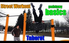 Tutorial #14 Taboret - Street Workout podstawy