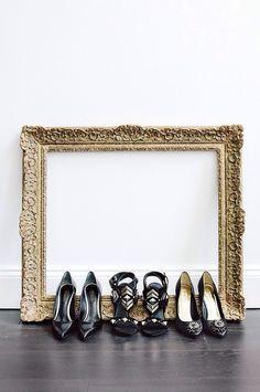 black #heels