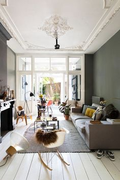Colour Files: Olive Green for Fall Decorating