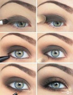 26 Different Ways to Create Gorgeous Smokey Eyes ... - beautiful and doable for those who are beginners! ^^