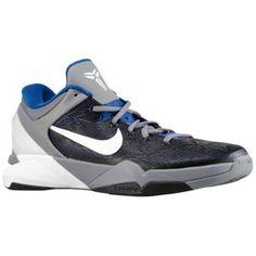 Nike Kobe VII - Men's - Basketball - Shoes - Concord/Cool Grey/Del Sol/White $3899