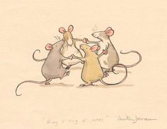 Two Bad Mice cards