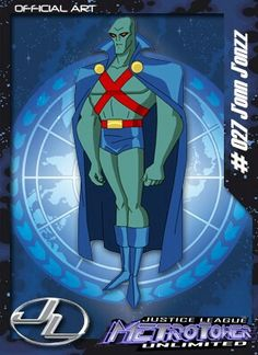 Martian Manhunter Wally West, Clark Kent, Justice League Animated, Tim Drake Red Robin, Brave And The Bold, Hq Marvel, Bruce Timm, Martian Manhunter, Batman