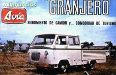Ebro, Old Trucks, Transportation, Vehicles, Vans, Vintage, Nice, Vans Classics, Classic Trucks