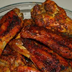 Turkey Wings - Why wait until Thanksgiving?