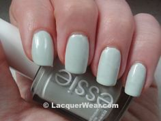 You'll dig this site if you're a fellow nail polish fetishist.