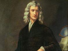Isaac Newton nasceu no dia 4 de janeiro de 1643Isaac Newton foi um cientista inglês, mais reconhecido como físico e matemático, embora tenha sido também astrônomo, alquimista, filósofo natural e teólogo.Sua obra, Philosophiae Naturalis Principia Mathematica, é considerada uma das mais influentes na história da ciência. Publicada em 1687, esta obra descreve a lei da gravitação universal e as três leis de Newton, que fundamentaram a mecânica clássica.