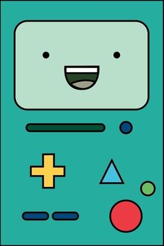 BMO. #BMO #AdventureTime #HoraDeAventuras