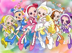 Day 1 The first anime I watched : Magical Doremi STILL REWATCH NOW AND THEN. XD
