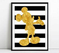 HOME | Black, white and gold art | Denise Joanne