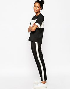 Wood Wood always knows best! I would love to style these trousers with a cami and heels for a going out look. http://asos.do/pwaN2n