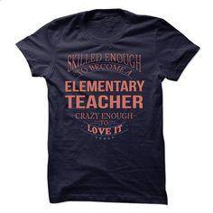 Elementary Teacher - #vintage shirt #long shirt. SIMILAR ITEMS => https://www.sunfrog.com/LifeStyle/Elementary-Teacher-61554744-Guys.html?68278