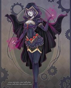 Steam punk Raven. I really like this, I'd like to make it.
