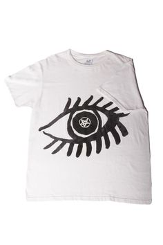 Mystic Eye Tee: http://shop.nylon.com/collections/whats-new/products/mystic-eye-tee #NYLONshop