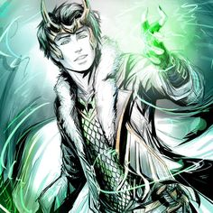 Kid Loki is still Loki but reincarnated into the body of a young boy though he feels extreme remorse & guilt he has no memory of his past actions or crimes therefore tries to stop history from repeating itself with the help of his brother Thor & The Young Avengers.