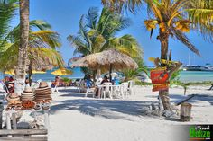 It's an up and coming touristic village along the Costa Maya of Mexico (southern end of the Yucatan Peninsula) and it's very close to Belize. In fact, more