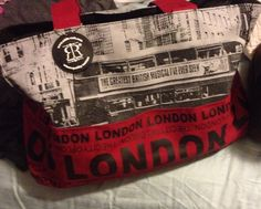Robin Ruth bag from London. Love it!!