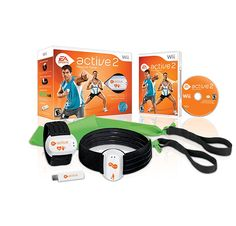 (New) EA Sports Active 2 - Nintendo Wii. Starting at $5 on Tophatter.com!