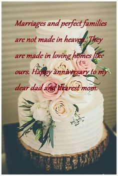 Happy Anniversary Wishes Status For Mom Dad Wedding Anniversary