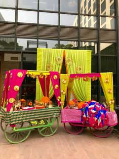 Photo From Punjabiyan Da Tashan - By Designer Events Inc. Desi Wedding Decor, Indian Wedding Theme, Wedding Mehndi, Wedding Mandap, Diy Wedding, Wedding Themes, Wedding Gifts, Stall Decorations, Wedding Decorations On A Budget