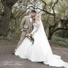 We Just Love This Photo Of Our Stunning Real Bride Sarah Wearing 1205 By