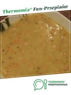Zupa soczewicowa lub grochowa jest to przepis stworzony przez użytkownika Kamcia771. Ten przepis na Thermomix<sup>®</sup> znajdziesz w kategorii Zupy na www.przepisownia.pl, społeczności Thermomix<sup>®</sup>. Cheeseburger Chowder, Cantaloupe, Fruit, Food, Essen, Meals, Yemek, Eten