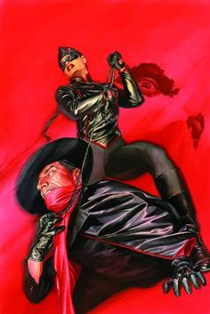 Alex Ross - The Shadow #10 Cover