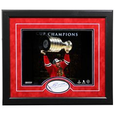 Brad Richards Chicago Blackhawks Signed 2015 Stanley Cup Champions 16x19 Collage - Celebrate the Chicago Blackhawks run to the 2015 Stanley Cup Final with this Brad Richards signed framed piece. This is the perfect item to commemorate this tremendous achievement and a great addition to any collection.PLEASE NOTE:PRODUCT SUBJECT TO MINOR CHANGES PENDING LEAGUE APPROVAL. Gifts > Licensed Gifts > Nhl > Chicago Blackhawks. Weight: 1.00