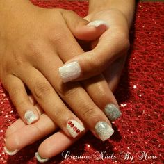 Got to love that glitter and bling
