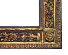 Italian 16th century Cassetta frame