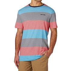 Men's Animal T-shirts - Animal Lomos T-shirt - Indigo Blue