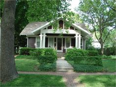 craftsman style homes pictures   Living in the Historic West Side Neighborhood, Springfield, Illinois ...