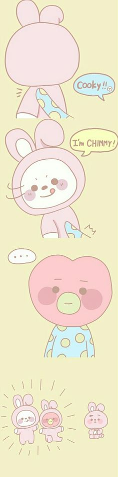 why is Chimmy's tongue on the opposite side tho Bts Chibi, K Pop, Bts Drawings, Line Friends, Bts Fans, I Love Bts, Kpop Fanart, Bts Lockscreen, Vmin
