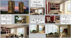 Progettazione Di Due Edifici Per Attività Commerciali, Direzionali E Residenziali - Picture gallery