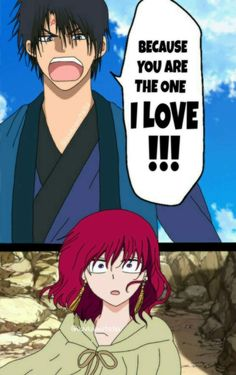 FINALLY  [Akatsuki no Yona ch. 152: I've Got More Than One Important Thing In My Life, You Know]