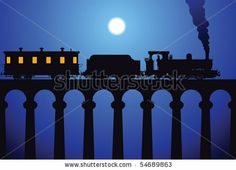 Google Image Result for http://image.shutterstock.com/display_pic_with_logo/556033/556033,1275292981,18/stock-vector-train-on-the-bridge-54689863.jpg